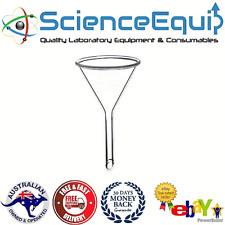 FILTER Trichter GLAS Premium BOROSILICATE 3.3, 75 mm Chemielabor