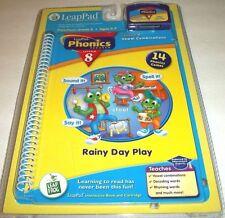 NEW Leap Frog LeapPad Phonics Program Lesson 8 Rainy Day Play