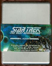 DVD-Box (7 DVDs) - Star Trek - The next Generation - 5. Season