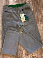 pantalon chanvre gris KANABEACH BIOLOGIK sitodi taille L (W34) NEUF ÉTIQUETTE