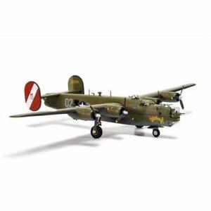 Corgi 1:72 AA34019 B-24H Liberator Witchcraft USAAF Rackheath 130 missions