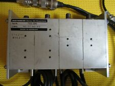 4 Meter Duplexweiche von Kathrein 74 - 88 MHz Nr. 793 386