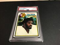 1979 Topps #390 Earl Campbell Oilers ROOKIE RC PSA 4 Graded Football Card NFL