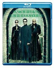 Matrix Reloaded (2010, REGION A Blu-ray New) BLU-RAY/WS