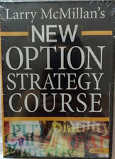 Lawrence McMillan New Option Strategy Course DVD Trading System Sealed $599