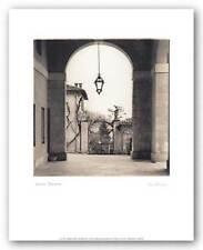 Lucca Toscana Alan Blaustein Architecture Art Print Poster 12x12