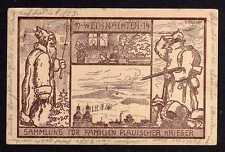 101212 AK Plauen Vogtl. Weihnachten 1914 Sammlung f. Familien Plauischer Krieger