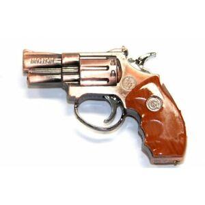 Gun Pistol Magnum 44 Cigarette Lighter Torch Tiko TK0017 Magnom Lighter