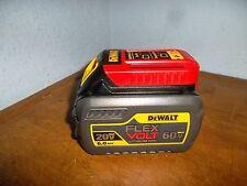 DEWALT DCB606 20/60V MAX FLEXVOLT 6.0 Ah Battery