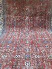 Hand Made Woven Turkish Vintage Wool Carpet - ISPARTA