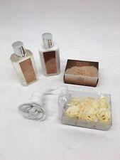 Freida and Joe White Rose Jasmine 5-piece Gift Set Unused Damaged Box