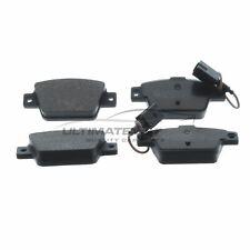 Fiat Bravo 198 Hatchback 2007-2014 1.4 1.6 1.9 2.0 Rear Brake Pads Kit W95-H43