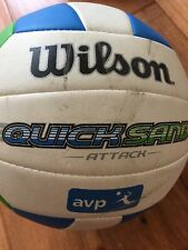 Wilson WTH4892 Quick Sand Attack Volleyball