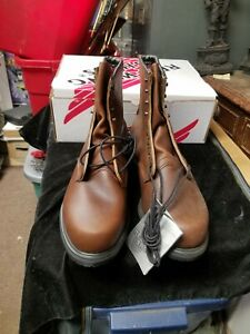 Red Wing Men's Soft Toe Insulated Boots 1212 -1 Size 14 B USA Made New in Box