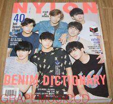 NYLON INFINITE KOREA ISSUE MAGAZINE 2015 APR APRIL NEW