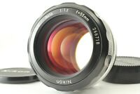 [Exc+5] Nikon Nikkor S.C SC Auto 55mm f/1.2 Ai Converted MF Lens from Japan #710