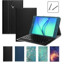 Bluetooth Keyboard Case Cover For Samsung Galaxy Tab A 8-inch SM-T350 / T380
