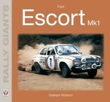 Rally giants Ford Escort Mk1 car book paper
