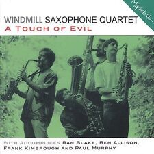 Windmill Saxopone : Touch of Evil CD