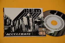 CD (NO LP )REM ACCELERATE ORIG DIGIPACK CON LIBRETTO COME NUOVO EX