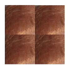 Angelina Straight CUT Fibers HOT FIX Metallic 'Rusty Nail' delicious shade!