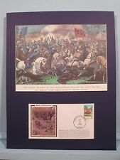 The Shenandoah Campaign - Phil Sheridan at Winchester & commemorative envelope