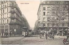 CPA Paris Avenue de la République (96152)