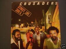 THE CRUSADERS   STREET LIFE 300S