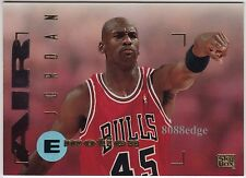 1994-95 SKYBOX EMOTION CARD #100: MICHAEL JORDAN #45 JERSEY - FIRST COME BACK