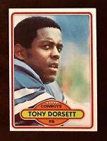 1980 Topps Football #330 Tony Dorsett NM