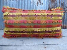 PILLOW/ PIER ONE PILLOW/ AUTUMN, HARVEST, HALLOWEEN,  COTTAGE, TRADITIONAL DECOR