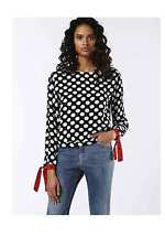 DIESEL T BOW CAMICIA, size S, retail $198