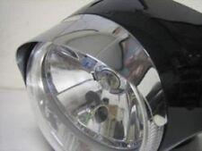 Scheinwerferschirm Lampenschirm für Vespa LX50 LX125 CHROME *NEU*