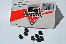 02055 Dés autoblock en acier M5 HIMOTO/HIMOTO 1/10 NYLON écrou de blocage