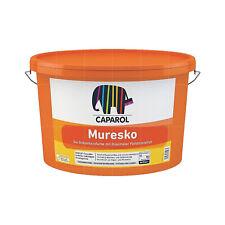 Caparol Muresko SilaCryl 12,5 Liter WEISS Universelle Siliconharz-Fassadenfarbe
