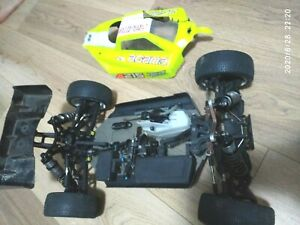 Buggy 1/8 Offroad Agama A-215