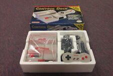 Nintendo NES Top Loader Console NES-101 Loading CIB Box