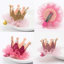 Girl Head Accessories Hairpin Baby Elastic Flower Crown Little Princess Headwear