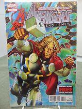 Avengers End Times #34 Marvel Comics vf/nm CB2000