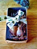 RABBIT with TREE Nature's Sketchbook by Marjolein Bastin - MINT in BOX