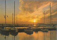 BF22738 puesta de sol paisaje y typismo ship  spain  front/back image