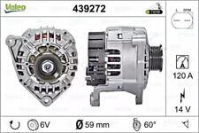 AUDI A8 4E A6 4B2 C5 Avant 4B5 Alternator VALEO 4.2L 1998-2005