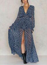 TJD The Jetset Diaries  Moroccan Maxi dress long bodysuit boho