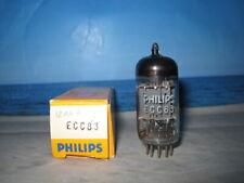 ECC83 Philips / MULLARD (12AX7  CV4004) # CODE: I63/B9i2 # NOS NIB (2144)