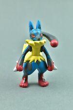 Pokemon Mega Lucario Tomy Figure *Damaged