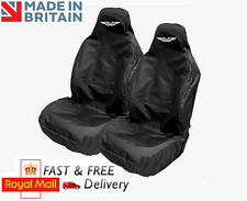 ASTON MARTIN CAR SEAT COVERS PROTECTORS SPORTS BUCKET HEAVYDUTY - RAPIDE S