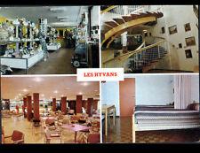 CHORGES (05) LES HYVANS CENTRE de VACANCES CNRO en 1978