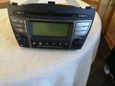 GENUINE HYUNDAI IX35 RADIO STEREO HEAD UNIT CD 96150-2Y000TJN *NO CODE*