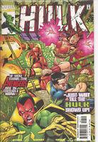 °HULK #7: & AVENGERS TROUBLES IN PARADISE° US Marvel 1999 John Byrne