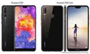 Huawei P20 / P20 Lite / P20 Pro |32-256GB| AT&T Telus OR GSM Unlocked Smartphone